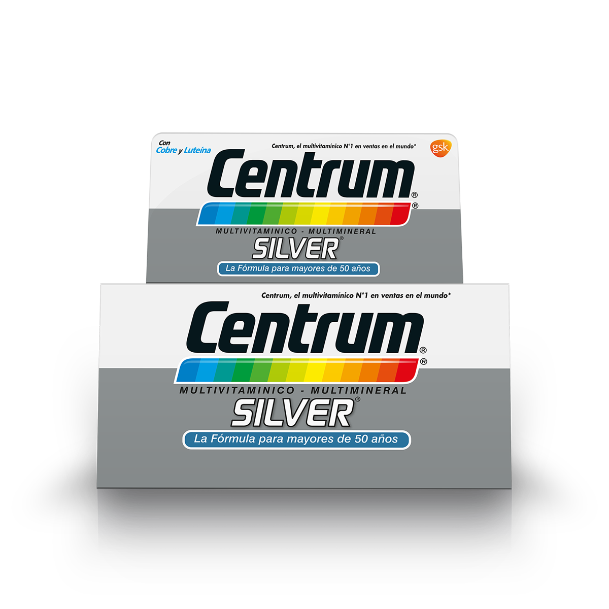 Box of Centrum Silver Adults