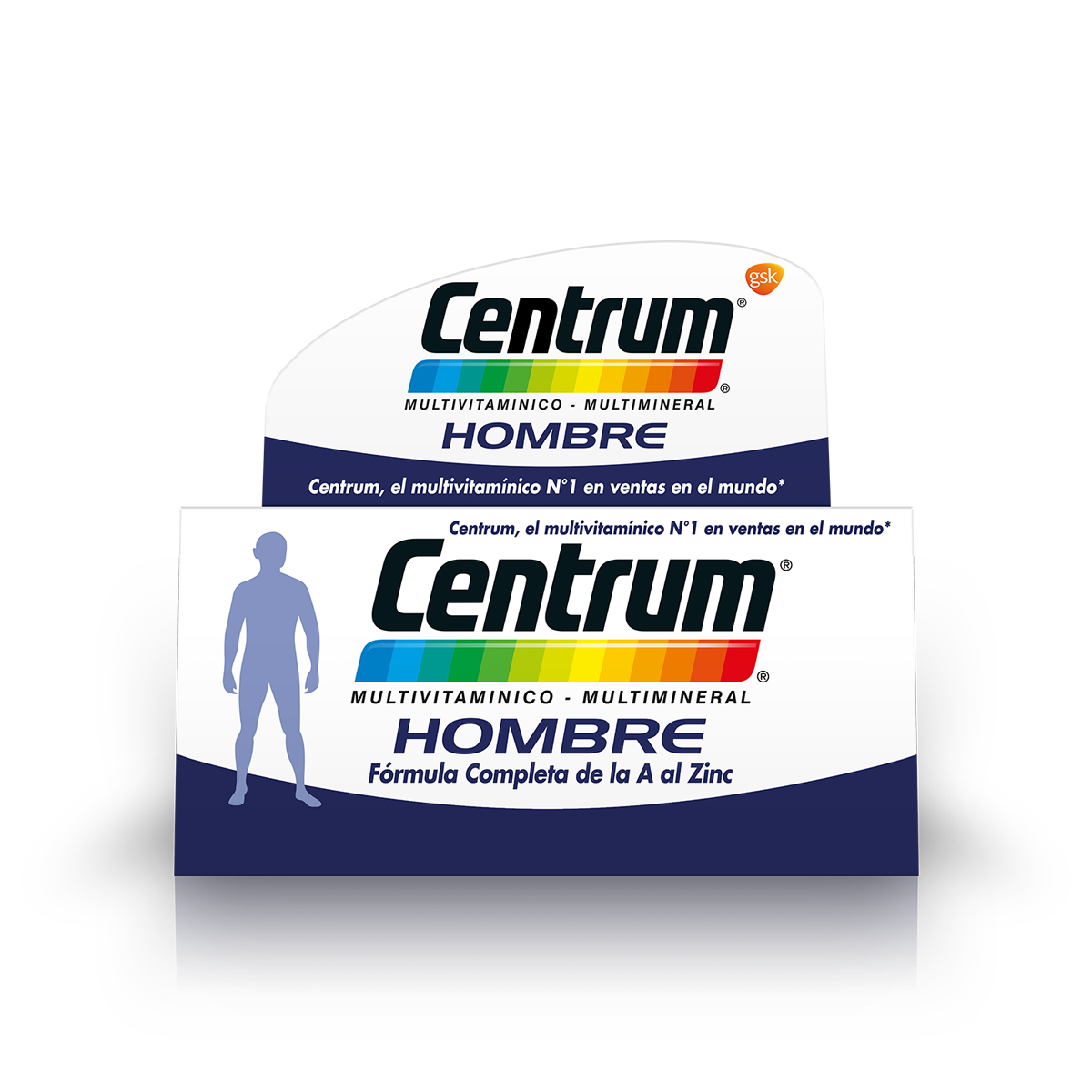 Box of Centrum Men